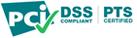 PCI/DSS Compliant